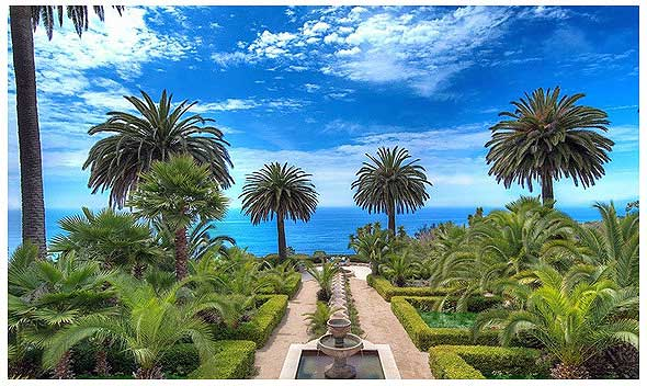 Palos Verdes, California Picture