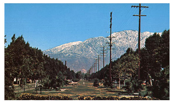 Upland, California Picture