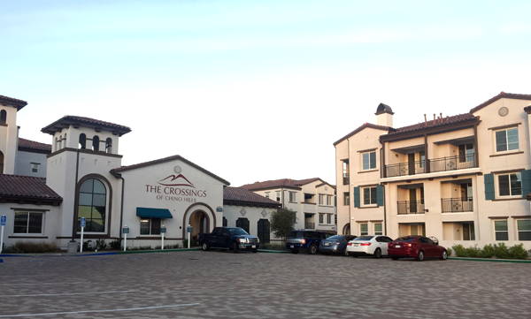 Apartments - Crossings of Chino Hills