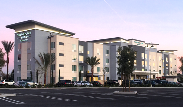 Chino Hills Hotel - Towneplace Suites Marriott